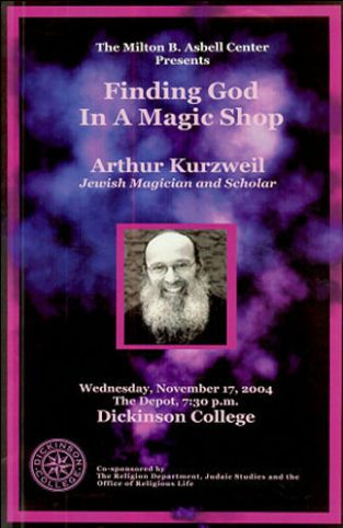 Finding God In A Magic Shop
