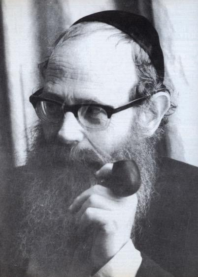"Rabbi Adin Steinsaltz: ""I cannot eat for someone else, I cannot sleep for someone else"" – Arthur Kurzweil"