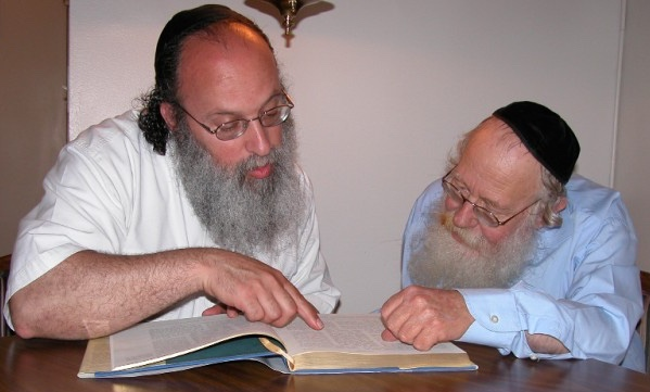 "Rabbi Adin Steinsaltz: ""A mark of a real teacher."" – Arthur Kurzweil"
